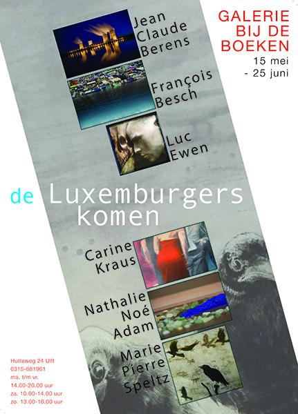De Luxemburgers komen